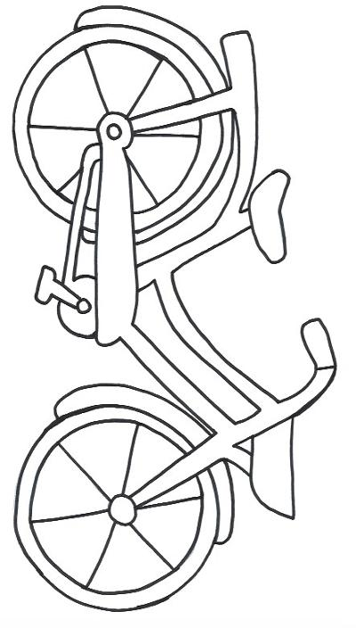 Bicycle Template