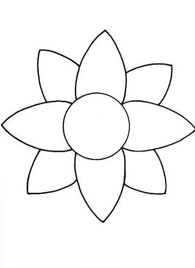 General Flower Template